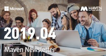 [뉴스레터][April] MAVEN Newsletter_Microsoft Power BI POC 프로그램 소개